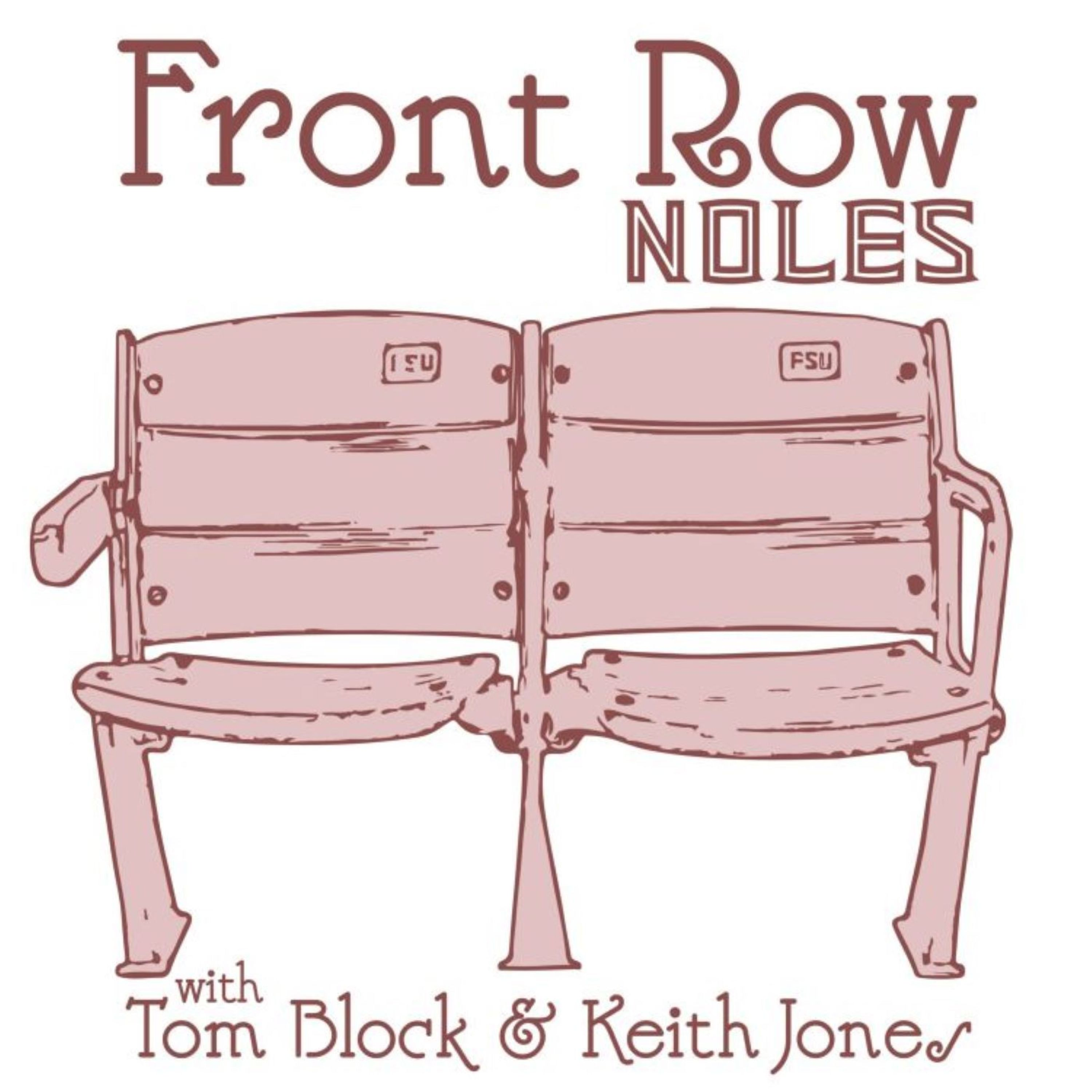 <![CDATA[The Front Row with Tom Block and Keith Jones]]>